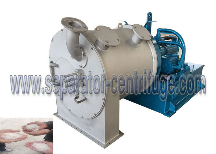 Professional Salt Centrifuge With Pellet Spin Filtration For Solid Size About 2-6mm