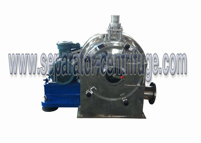 Pellet Spin Filtration Separator - Worm Centrifuge For Copper Sulphate